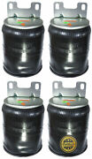 Air Spring Trailer Bag Replaces W01-358-9287, 1r12-424, 1s12-027, 50405 Set Of 4