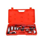 Icool Copper Aluminum Tubing Bender Kit Hand Tool 1/4 To 7/8 Inch With Tube C...