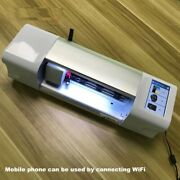 Phone Hydrogel Curved Film Cutting Machine Bluetooth Laminating For Iphone Lot