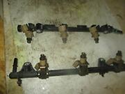 Yamaha 250hp 4 Stroke Outboard Fuel Rail With Injector Set 6p2-13160-00-00