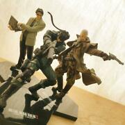 Metal Gear Solid 18 Species Figure Set With More Good Addition