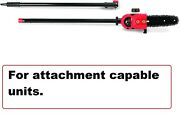 8polesaw Trimmer Attachment Weed Whacker Eater String Trimmer Replacfit Yours