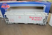 Atlas O 838-2 Sp Southern Pacific 3-bay Ps-2 Covered Hopper