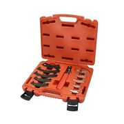 Firstinfo Adjustable Universal Pin And Hook Wrench Spanner 11 Piece Shock Absor...