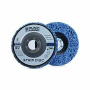 Bha Easy Strip Discs Clean And Remove Paint Rust And Oxidation 5andrdquo X 7/8andrdquo - 5...