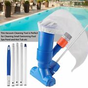 Pool Vacuum Head Spa Suction Pool Cleaner For In Ground Pools Hot Tubs Kit