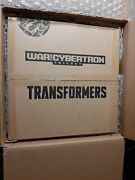 New In Hand Hasbro Pulse Haslab Exclusive Transformers Unicron Misb