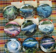One Danbury Mint Underwater Paradise Collection Collector Plates