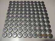 Pepperand039s Ginger Ale Bottle Caps Cork Lined Lot Of 500 Uncrimped Rare New Old St.
