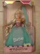 Nrfb 1994 Collector Edition Rapunzel Barbie Nursery Rhyme Collection 13016