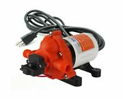 Seaflo 33-series Industrial Water Pressure Pump W/power Plug For Wall Outlet ...