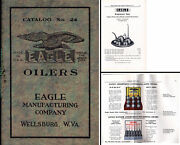 Eagle Mfg. Co. Wellsburg Wv - Catalog No. 20 - 1929 Edition - 49 Pages