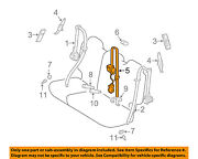 73320-60050-a0 Toyota Belt Assy No.1 Seat 3 Point Type Lh 7332060050a0 New Ge