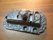 One Antique Cabinet Latch