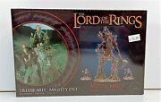 Lotr Middle Earth Treebeard Might Ent New Sealed