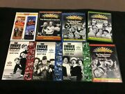 The Three Stooges 9 Movie And Collection 1-5 Dvd Complete Box Sets 14 Total
