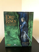 Aragorn Son Of Arathorn Weta Sideshow 9314 Lotr Lord Of The Rings Figure