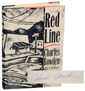 Charles Bowden / Red Line Signed First Edition 1989 156594
