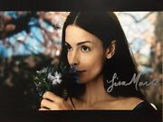 Lisa Marie / Mars Attacks / Sleepy Hollow / Great Photo Signed In Person 6