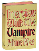 Anne Rice / Interview With The Vampire 1st Edition 1976 168620