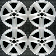 Nissan Rogue Painted 16 Oem Wheel Set 2008 To 2015