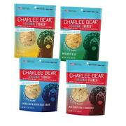 Dog Treats Variety Pack Includes Liver Egg And Cheese Chicken And Garden
