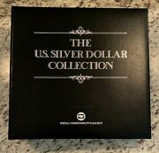 35 Coin Morgan And Peace Dollar Us Postal Commemorative Set Rare Stamps/coins