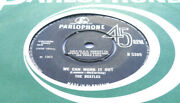 Extremely Rare The Beatles 1968 No Taxcode We Can Work It Out No Polo Ring