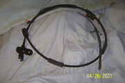 1940 Lincoln Emergency Brake Cable N.o.s.