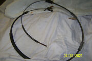 1939 Lincoln Zephyr Emergency Brake Cables N.o.s.