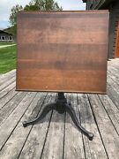 Antique Keuffel And Esser Favorite Drawing Table