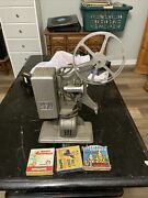 Vintage Moviegraph 16mm Movie Projector L-951