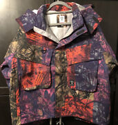 Supreme X South2 West8 River Trek Jacket - Large- Camo -andnbsp In Hand - Rare🔥🔥ss21