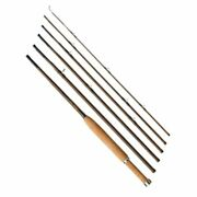 Varivas Morris Graphite Works Glass Trail Gt 763-4 Fly Rod From Stylish Anglers