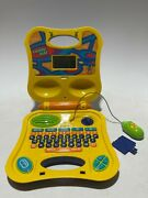 Compu Kidz Spelling Math English Games Childrenand039s Laptop Computer -used Works