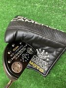 Titleist Scotty Cameron 2017 Futura 5cb Moto Putter Right Man 34in With Cover