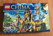Lego 70010 Legends Of Chima The Lion Chi Temple Brand New Factory Sealed Retired