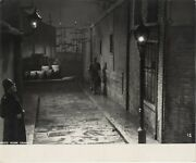 Photo Roger Kahan Turning Of / The Film Drôle Drama Of Marcel Meat 1937 Vintage