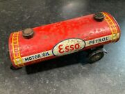 Wells Brimtoy Tinplate Esso Tanker Back Only