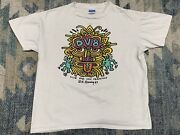 Vintage Original 1987 Keith Haring Dv8 Club San Francisco Shirt 1/500 Made