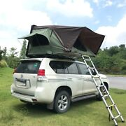 Overland 4wd Ultra-light Weight Hard Shell Car Roof Top Tent