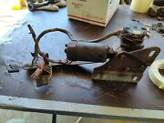 1965 Ford Thunderbird Convertible Flip Lid Motor And Relay Control