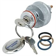 Ron Francis Wiring Is-07 Synergy Series Ignition Switch With Stud Terminals 3/4