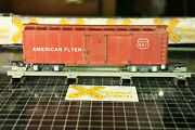 S-scale American Flyer 40' Boxcar 642 042703