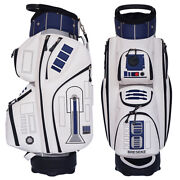 R2d2 Custom Golf Bag Customized Star Wars Droid Cart Bag Personalized Name