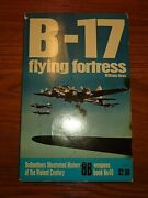 William Hess B-17 Flying Fortress 1974 First Printing