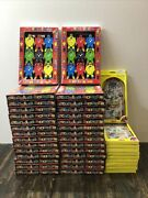 Lot Of 25 Stacking Robots And 10 Curious George Pinball Games - Schylling New