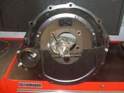 Ford Flat Head Bell Housing , Starter Plate And Hogs Head.