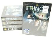 Fringe - The Complete Series Seasons 1 - 5 Dvd Box Sets New