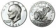 Roll Of 20 1971-s Silver Eisenhower Dollar Proof
